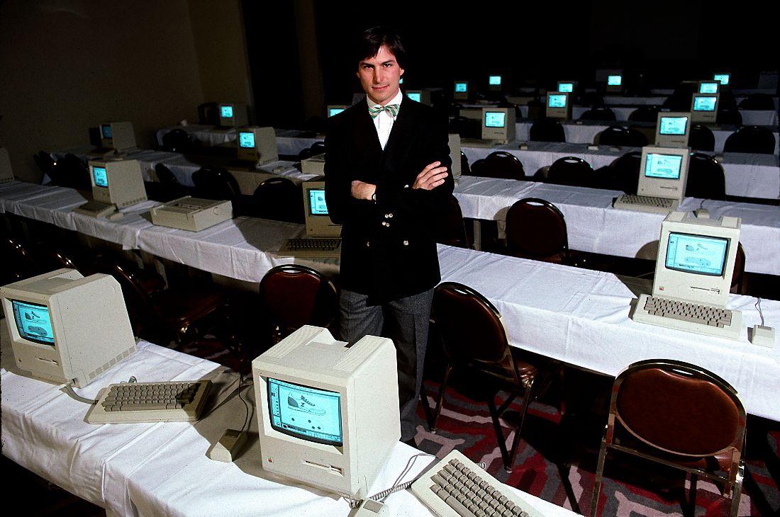 adopted Steve Jobs