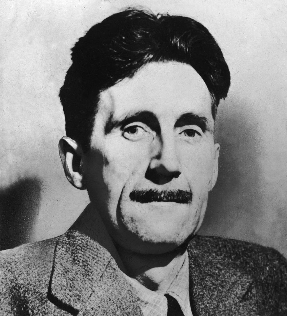 about George Orwell