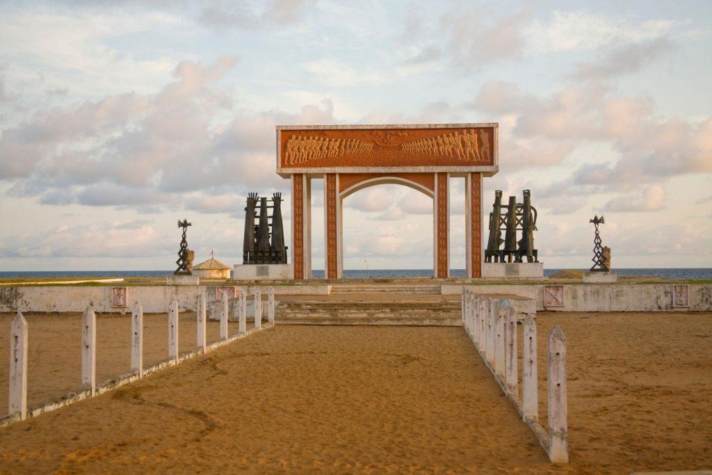 slave route gate no return