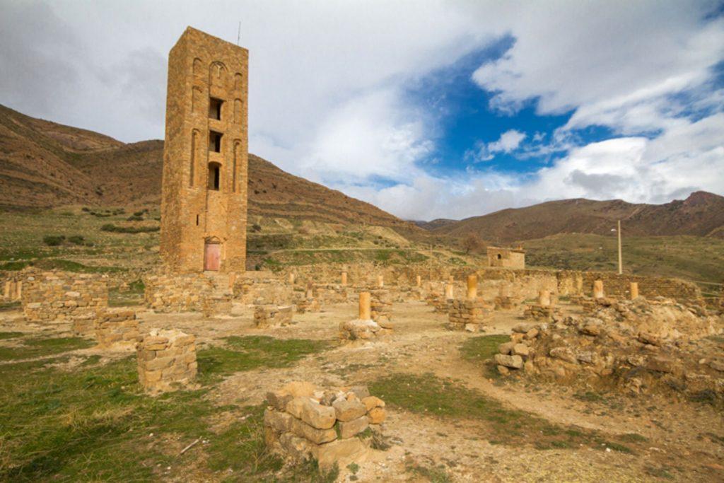 The Citadel of Beni Hammad