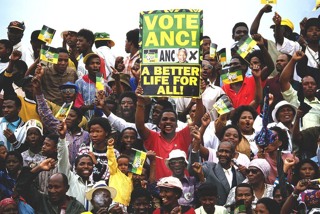Nelson Mandela non-violent protest