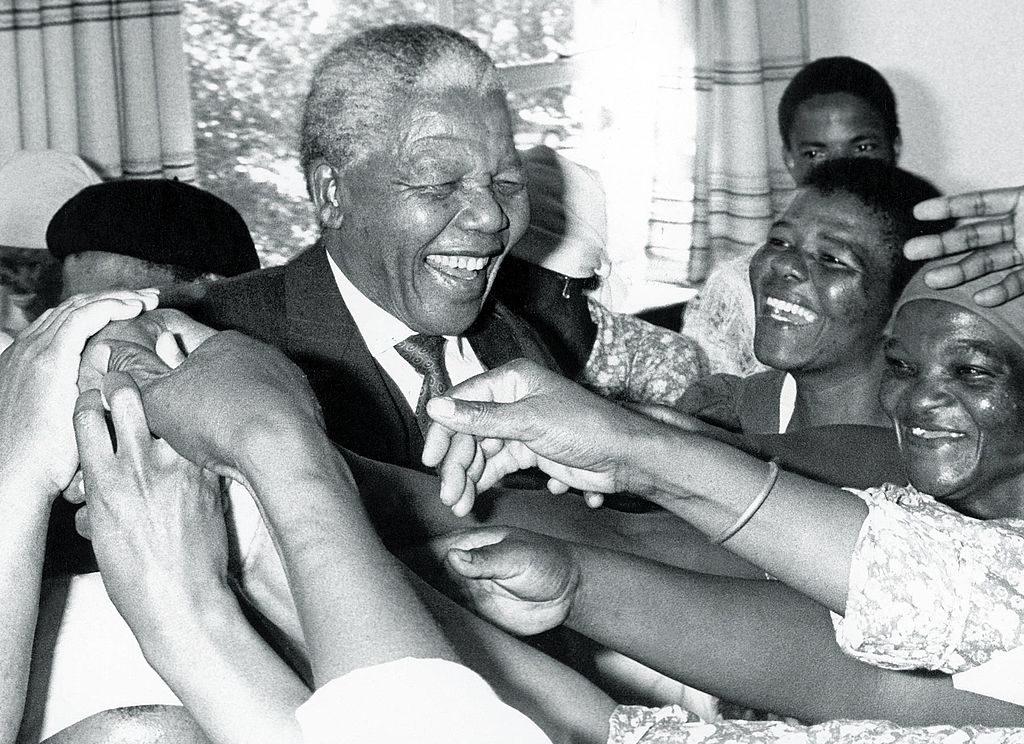 aparthied legacy Nelson Mandela