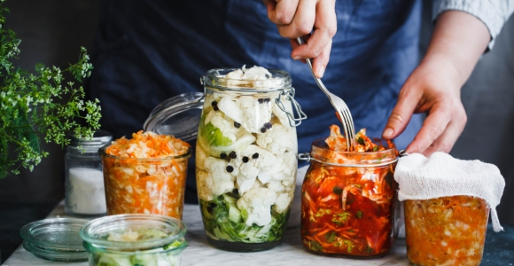 Get Cultured on Fermented Foods