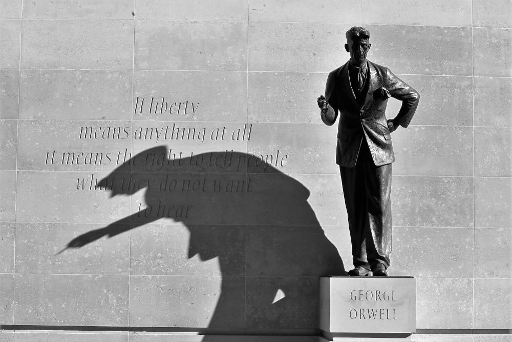 india George Orwell
