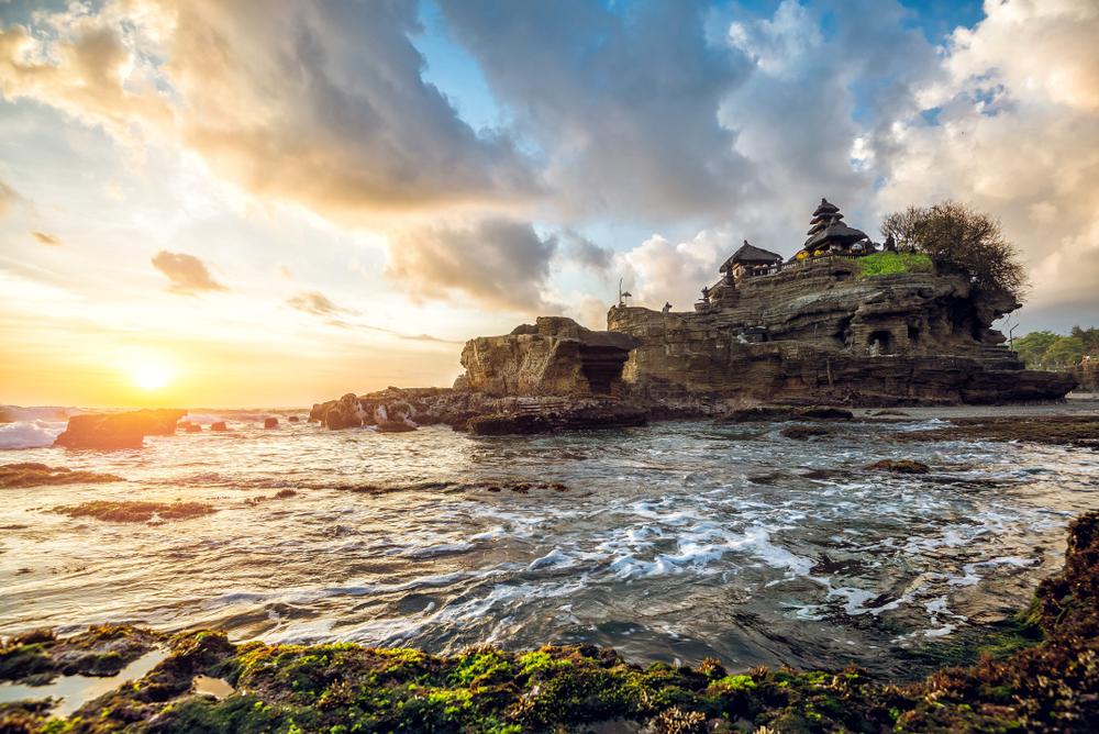 Bali traveler
