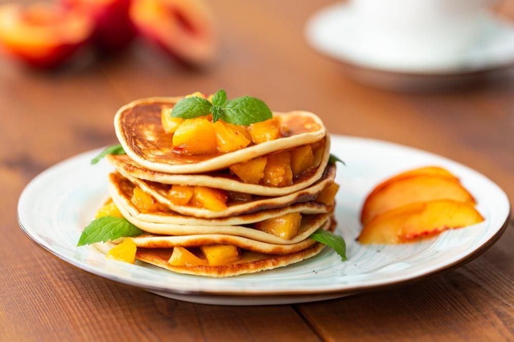 peachy Pancake