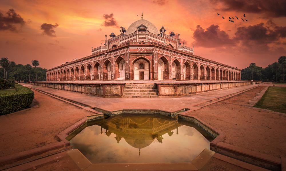 tomb Delhi