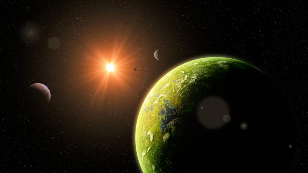 habitable zone exoplanet