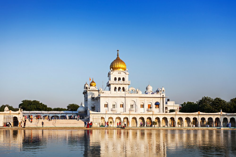 sikh temple Delhi