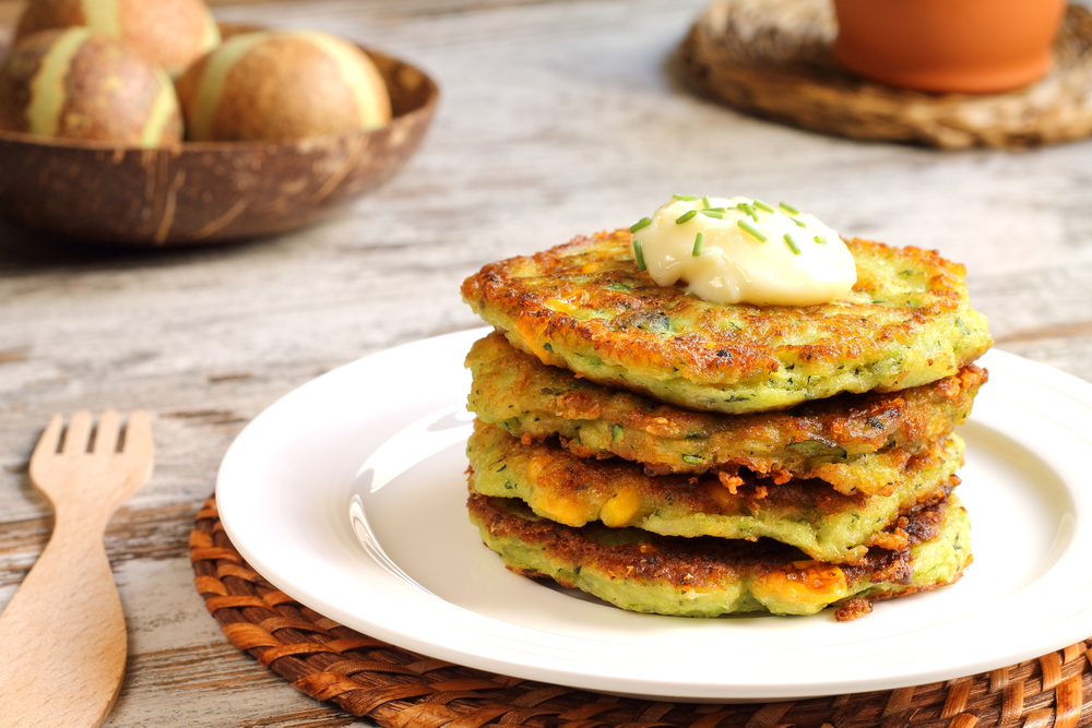 Pancake cornmeal