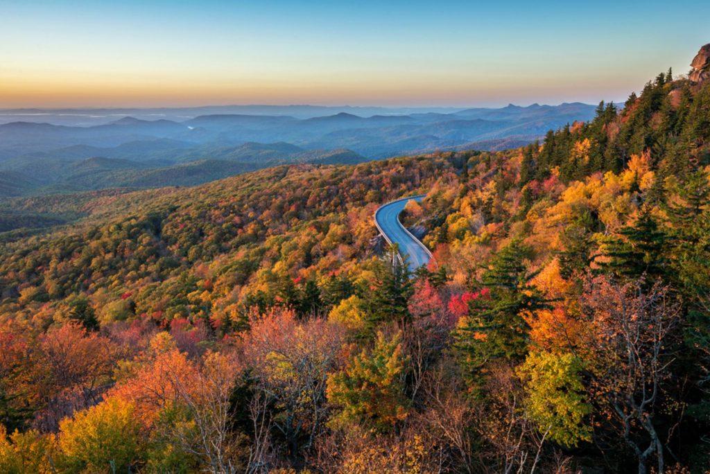 parks Shenandoah National Park