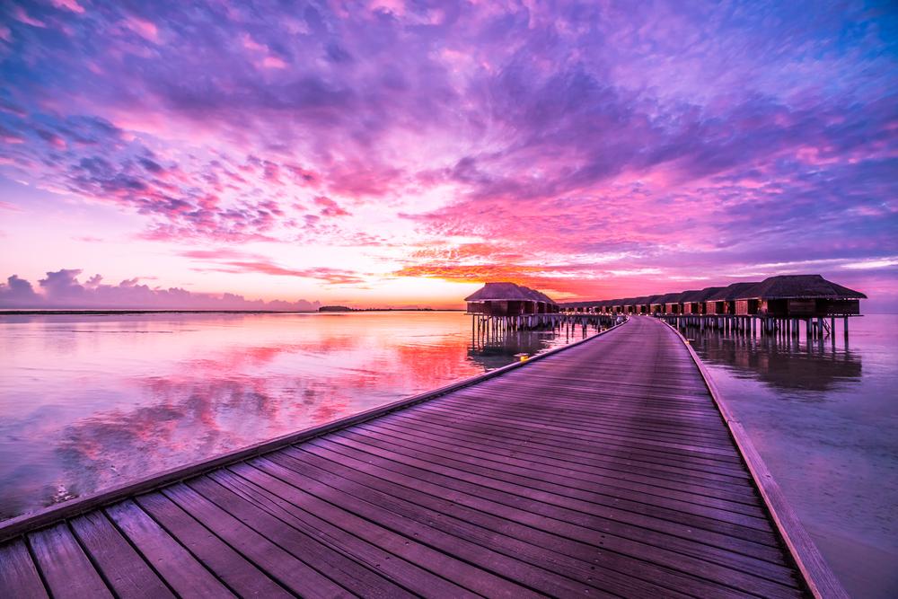 Bora Bora travelling