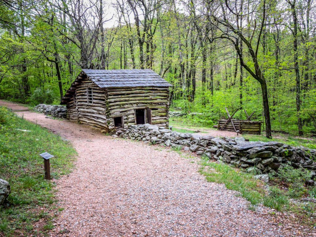 camp Shenandoah National Park