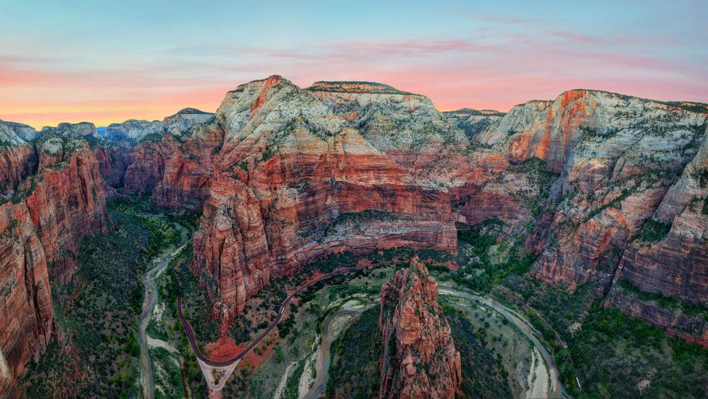 valley Zion