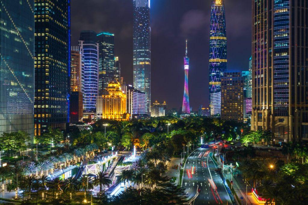 guangzhou china city