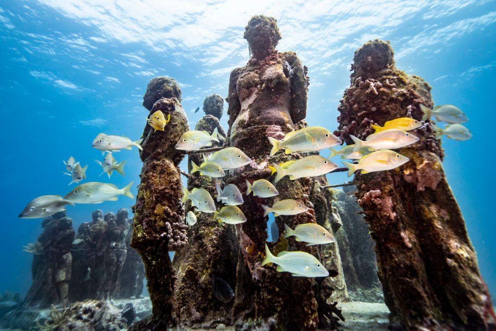 yucatan underwater museum cancun