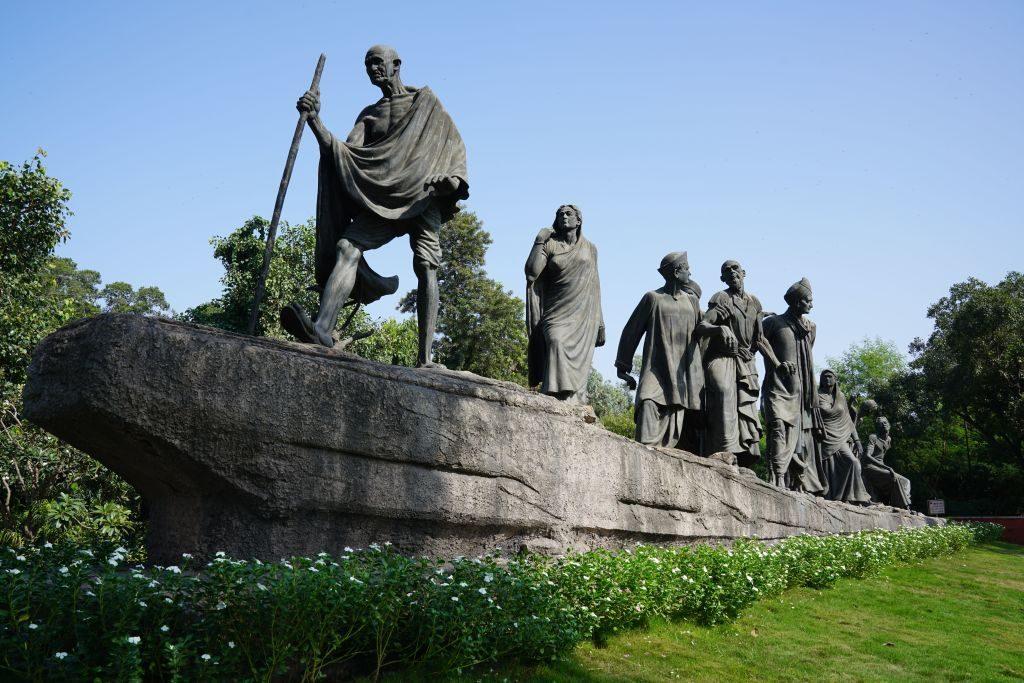 Mahatma Gandhi salt march