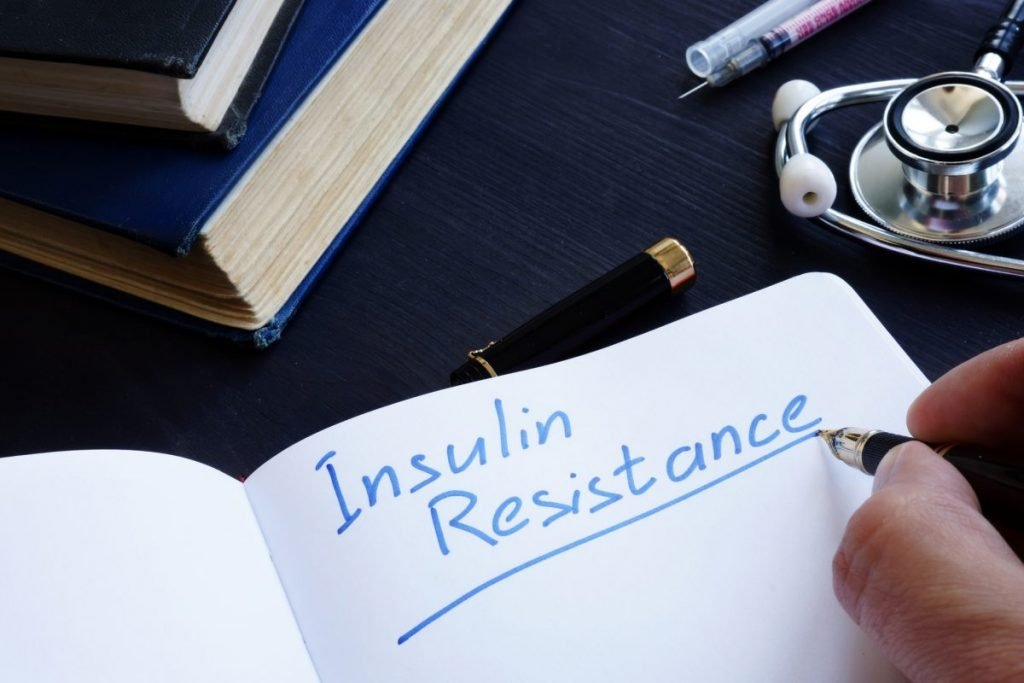 Insulin Resistance High Sugar Intake