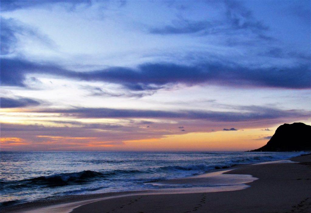 nanakuli oahu beach