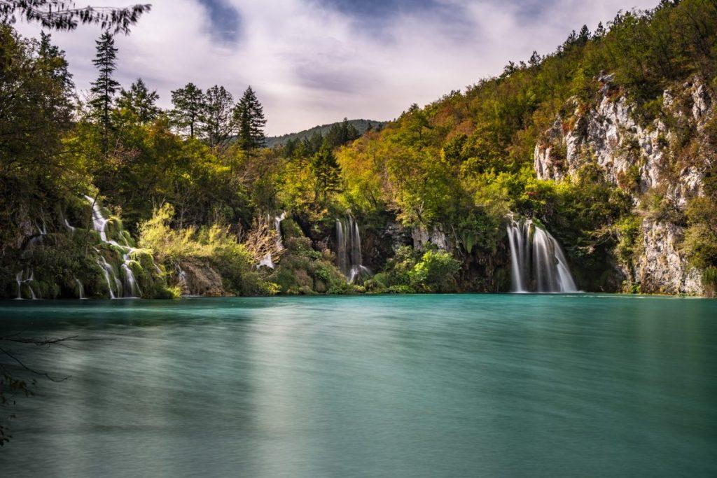 Plitvice Lakes - nature's bounty