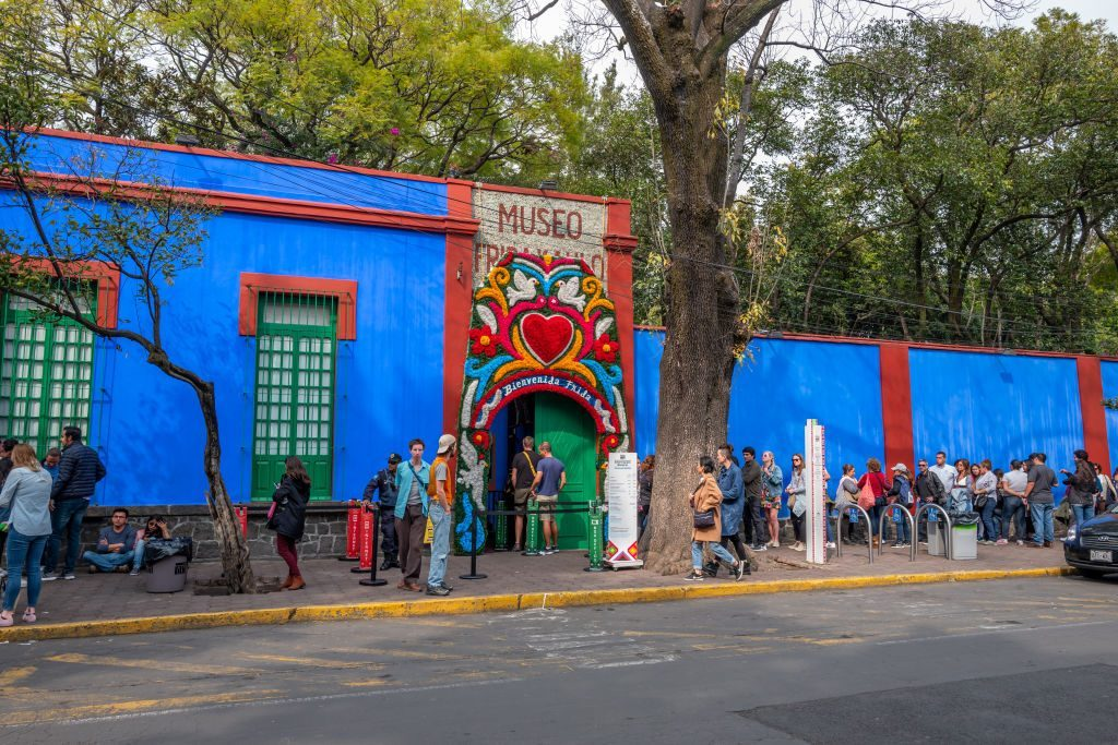la casa azul mexico city