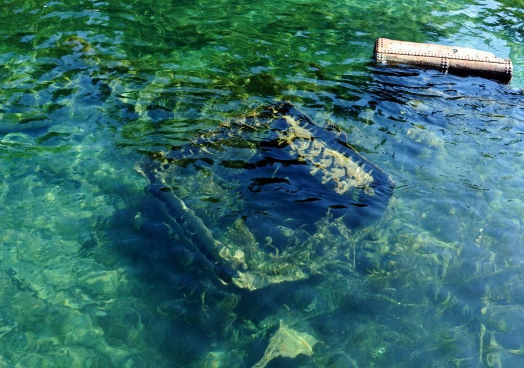shipwrecks lake huron dive snorkel