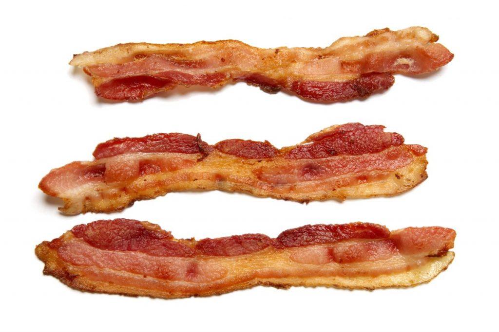 Bacon Salty Keto