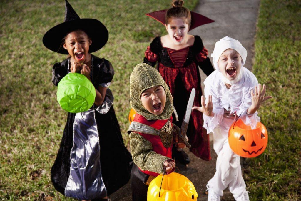 halloween costume types