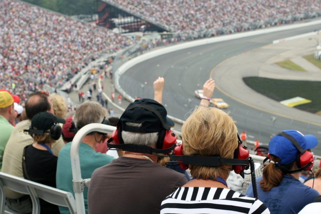 Prepare for excitement at the Talladega Superspeedway.