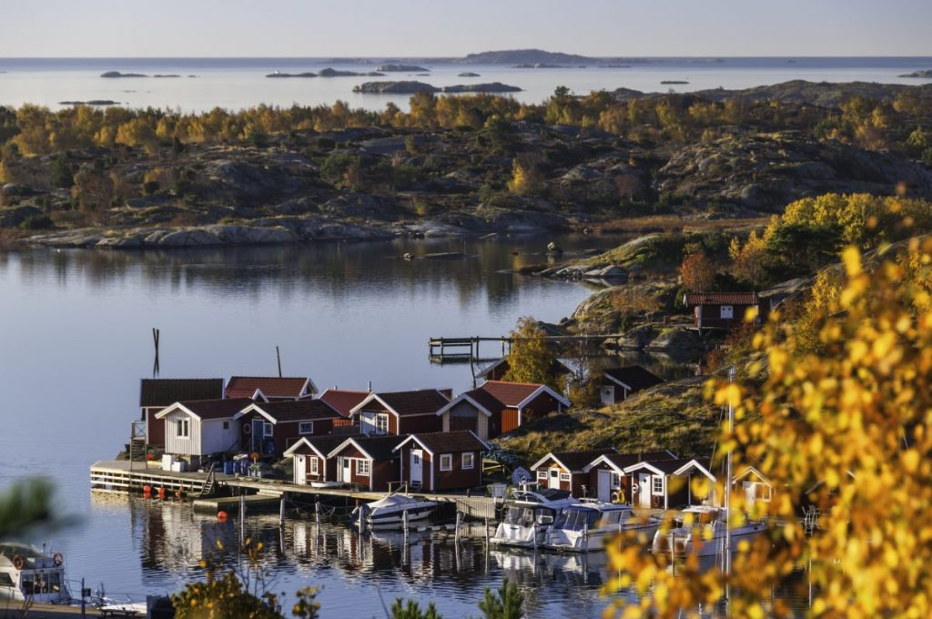 Gothenburg archipelago, Sweden