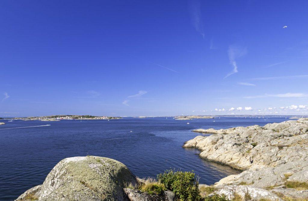 Coastline, Sweden