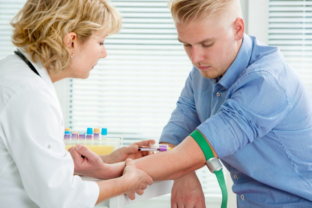 phlebotomy Eisenmenger syndrome