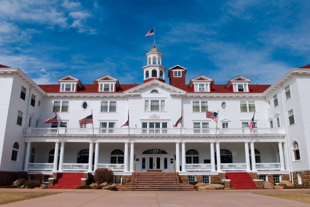 stanley hotel the shining