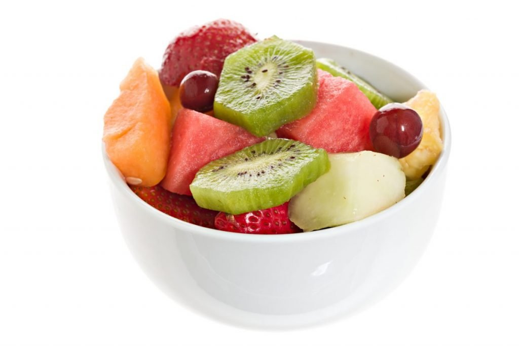 watermelon fresh fruit salad