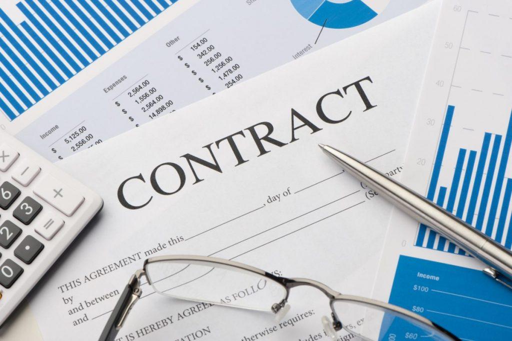 quit contract