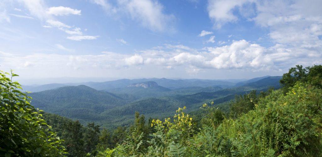 Blue Ridge Mountains Folk Art