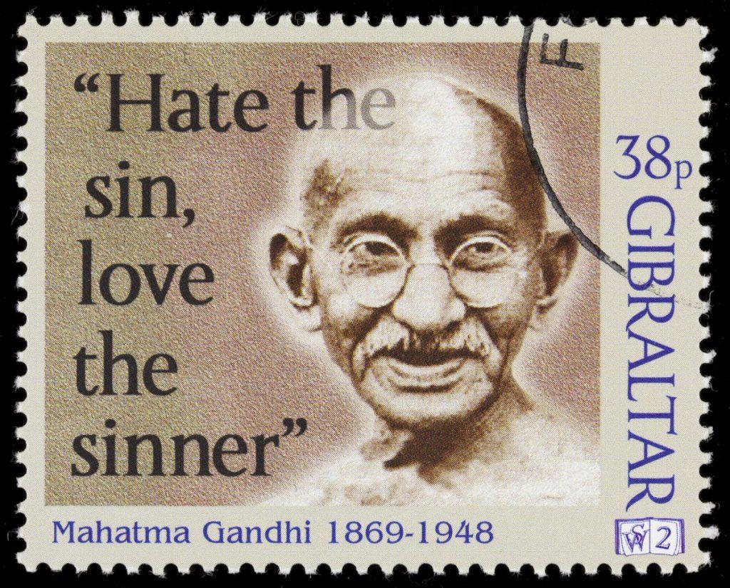 civil disobedience Mahatma Gandhi