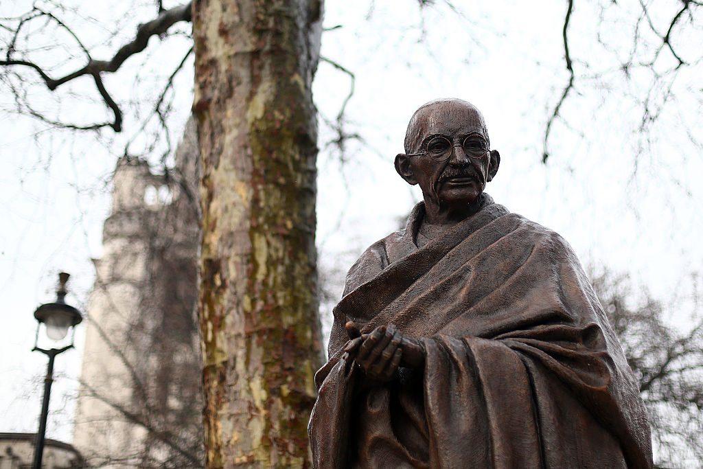 Mahatma Gandhi justice