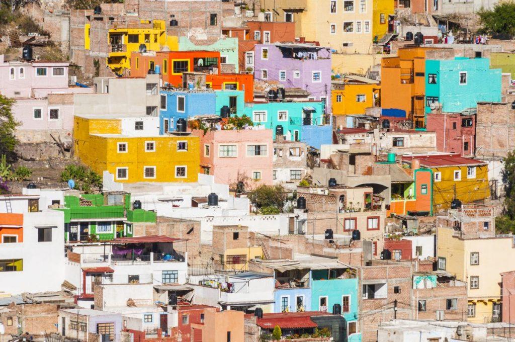 houses in guanajuato mexico