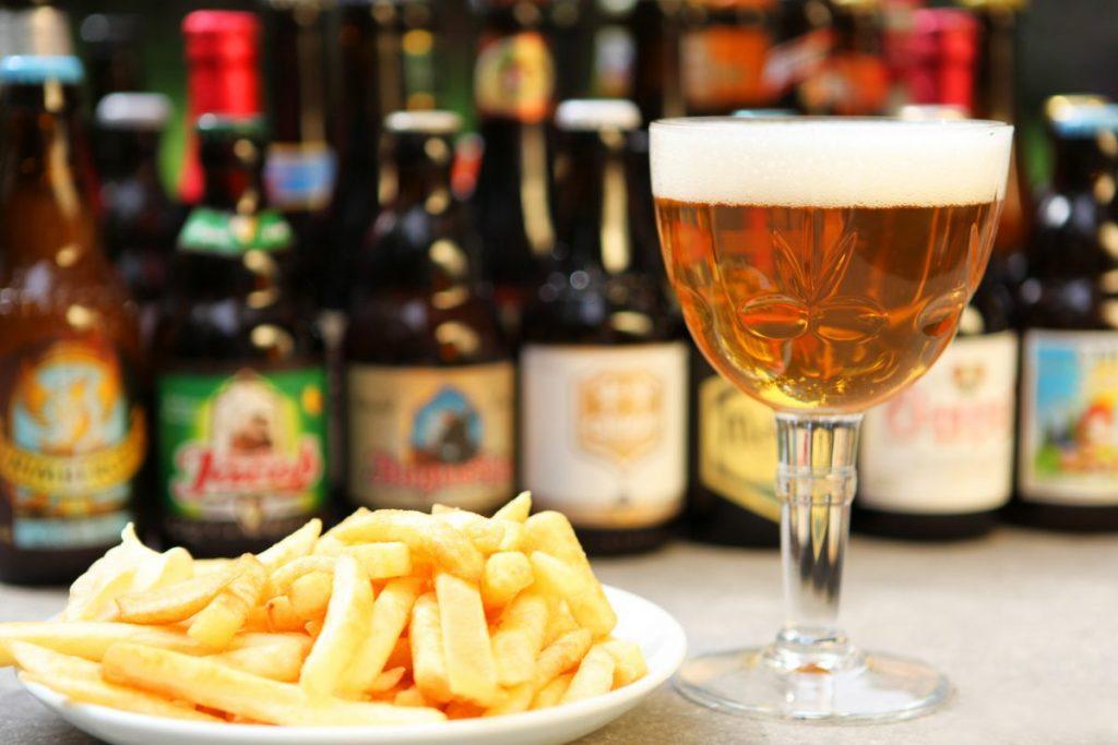 Belgian beer, Brussels