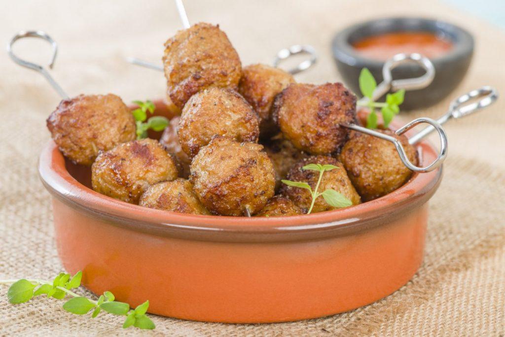 kofta meatball