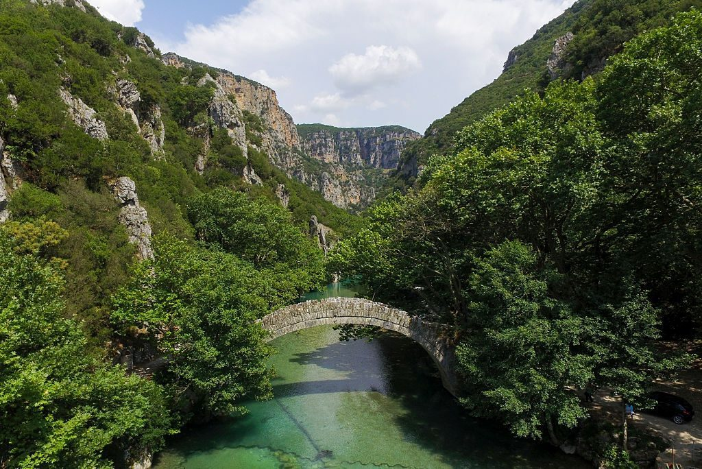 Greece's Gorges