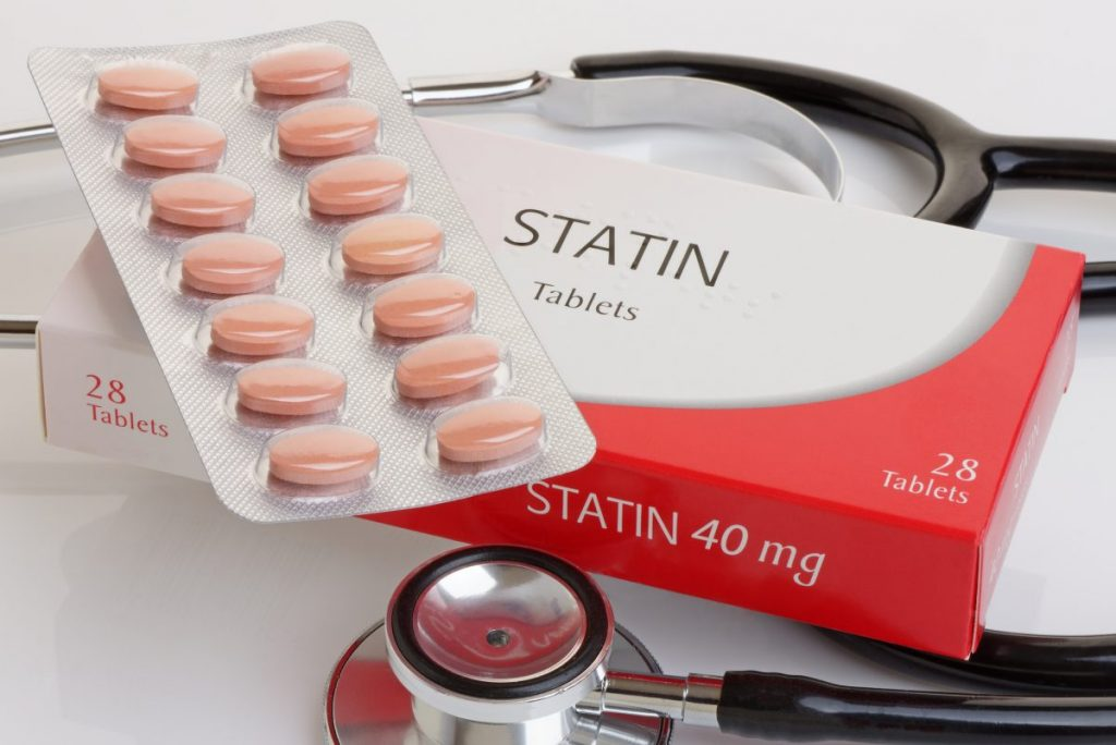 statins coronary small-intestine