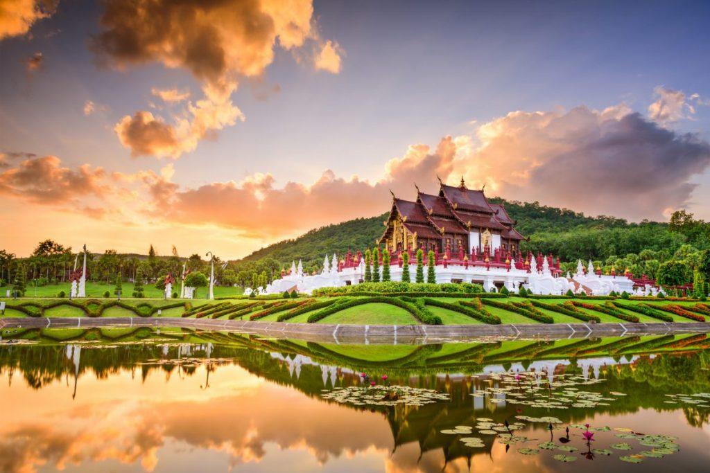 Royal Flora Park Chiang Mai