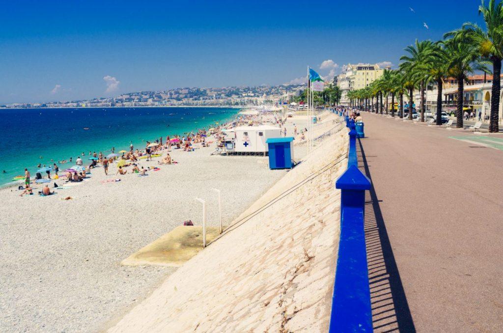 Coastline, Nice