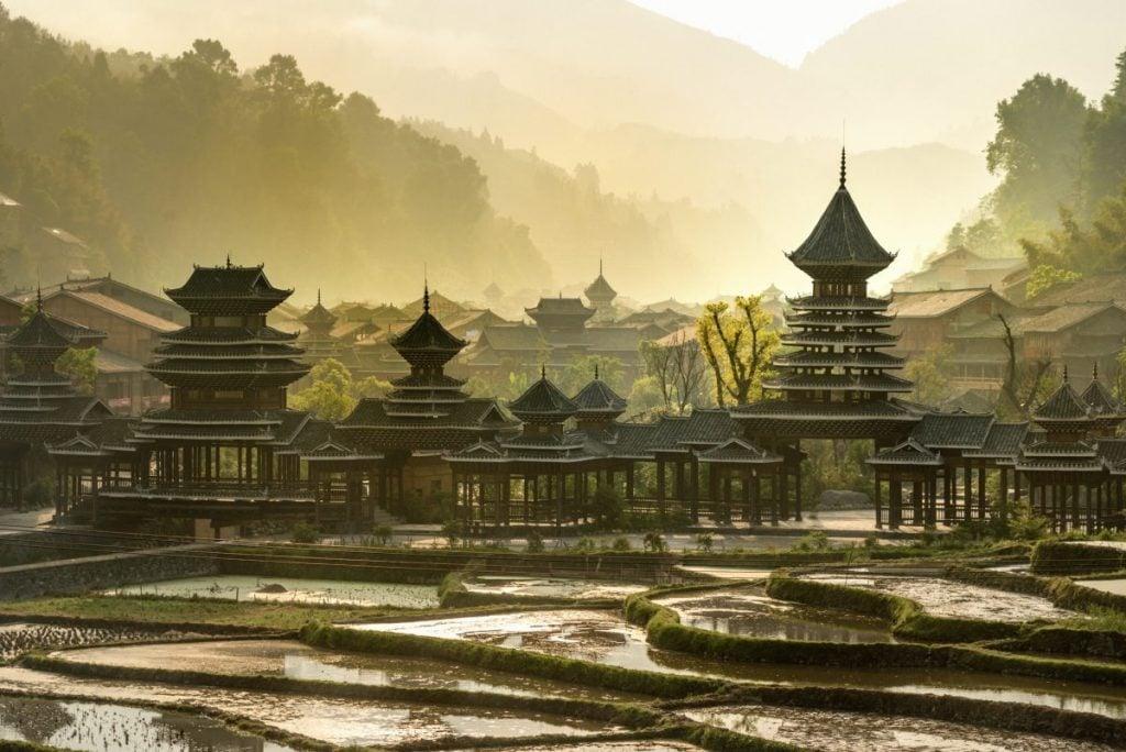 Zhao Xing village