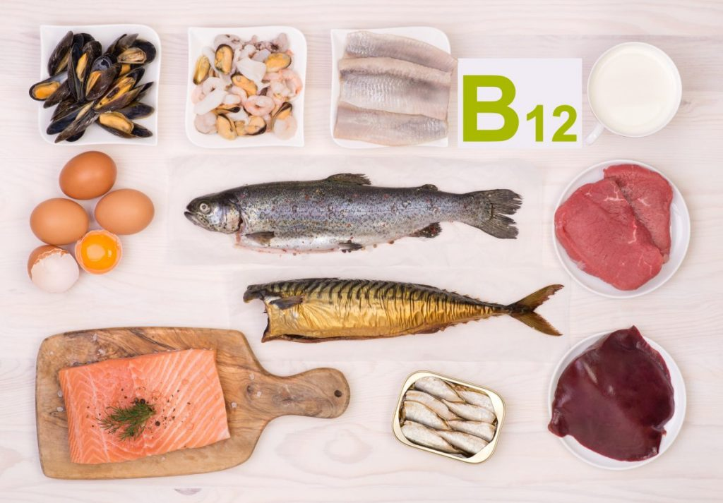 vitamin b12 food cravings