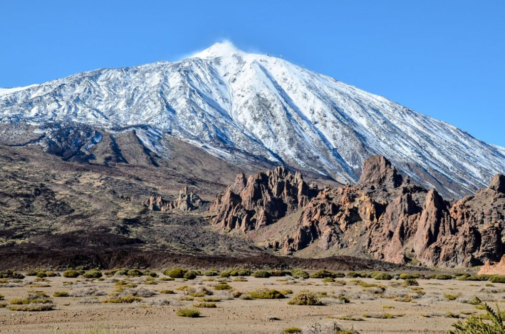Do in Spain, Teide Volcano