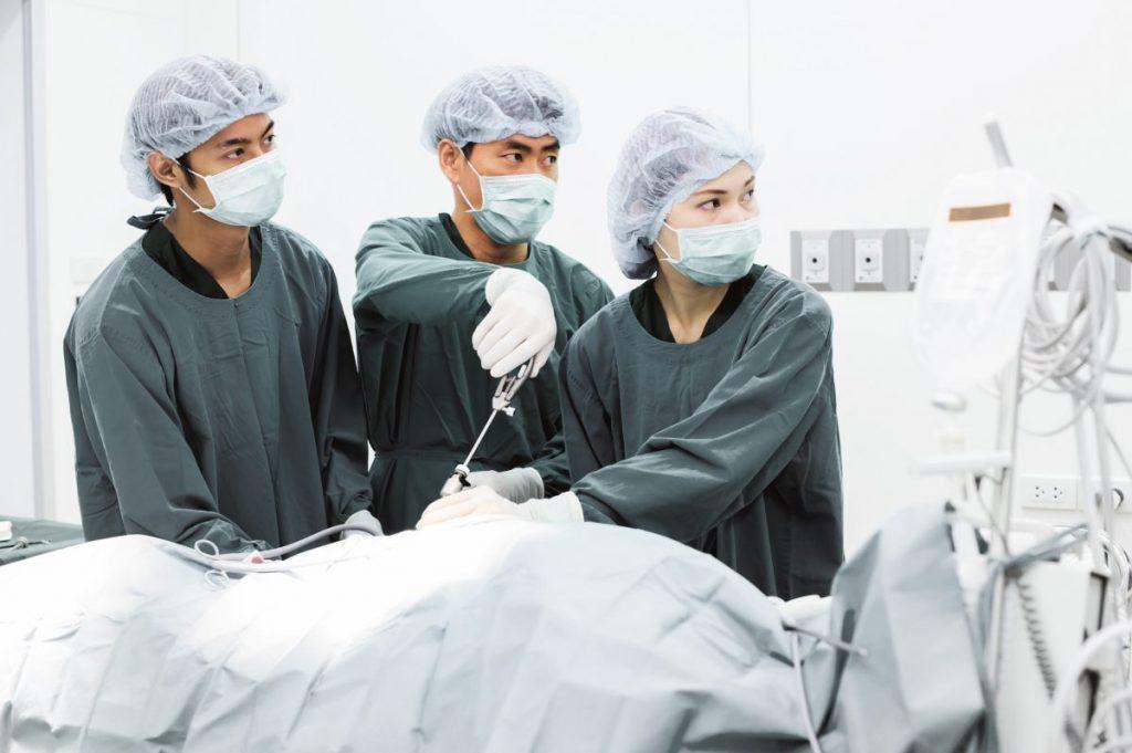surgerical treatment
