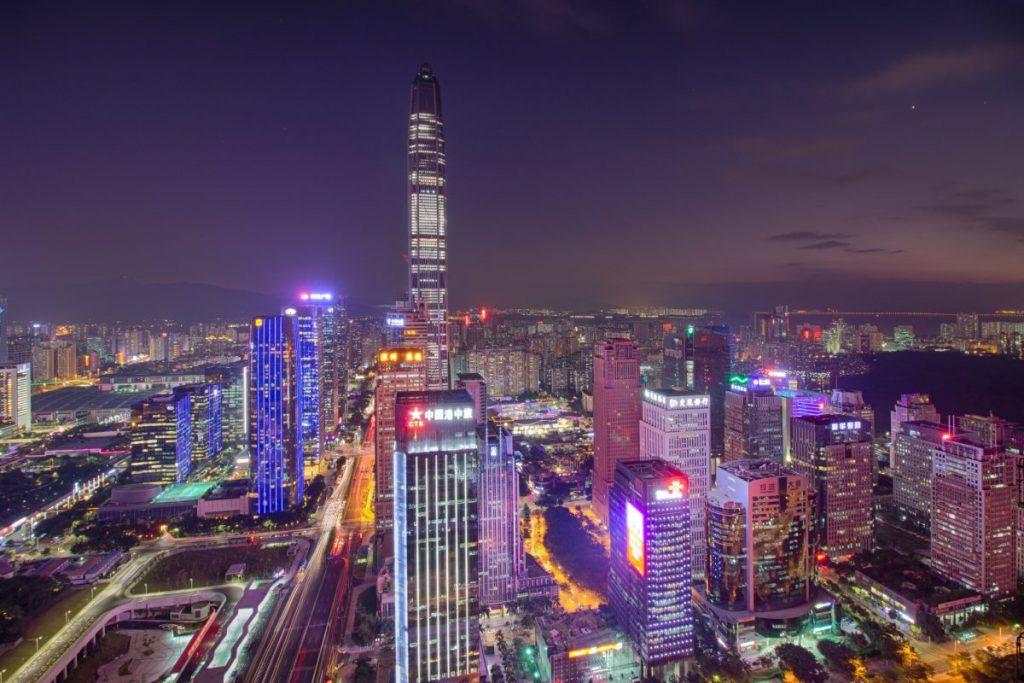 tallest buildings world